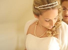 Brautstyling von Alive Farbe Stil Image